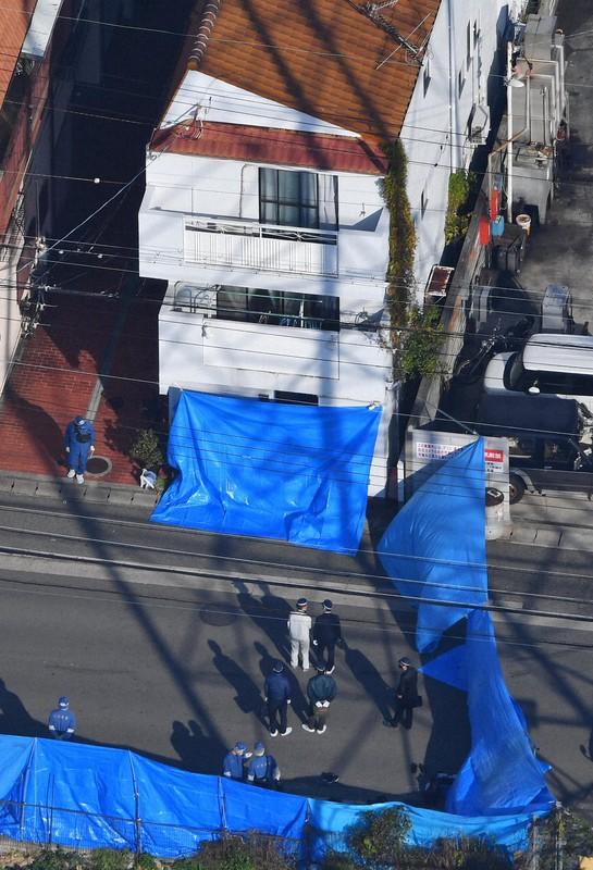 兵庫・尼崎で発砲か 民家に3発の弾痕、けが人なし 3日にも市内で銃撃 ...