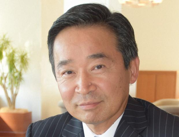 住友商事の兵頭誠之社長は発電所も手掛けるプラント事業出身