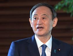 菅義偉首相=首相官邸で2020年11月19日、竹内幹撮影