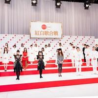 第71回NHK紅白歌合戦初出場が決まったアーティストたち=東京都渋谷区で2020年11月16日、吉田航太撮影