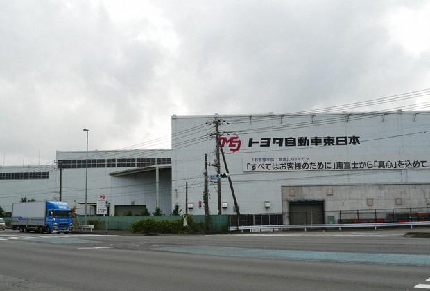 工場 停止 トヨタ
