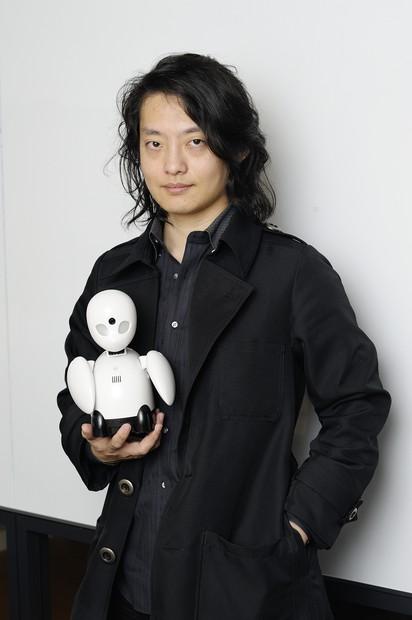 「ないなら、つくる」=吉藤オリィ・ロボットコミュニケーター/820