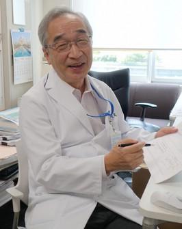 がん研有明病院の山口俊晴名誉院長=東京都江東区の同病院で2020年10月6日、林奈緒美撮影