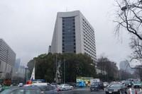 The Tokyo Metropolitan Police Department building (Mainichi/Kenji Yoneda)