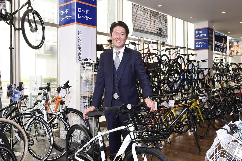Interviewer 藤枝克治(本誌編集長)Photo 武市 公孝、大阪府大阪市の本社で