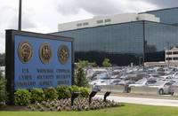 This June 6, 2013 file photo shows the National Security Administration (NSA) campus in Fort Meade, Maryland. (AP Photo/Patrick Semansky)