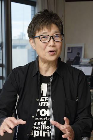 「若い人にも放射能の怖さを知ってもらいたい。そんな使命感で続けています」 撮影=蘆田剛