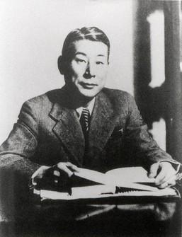 Chiune Sugihara (Photo courtesy of the Yaotsu Municipal Government, Gifu Prefecture)