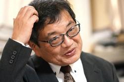 森永卓郎氏=藤井太郎撮影