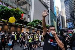 香港における民主主義の問題は火種になり得る(Bloomberg)