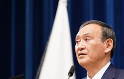 温室効果ガス排出の「2050年実質ゼロ」に向け2兆円の基金創設を表明した菅首相(首相官邸で12月4日、代表撮影)