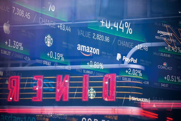 米国のハイテク株は絶対に下がらない? (Bloomberg)