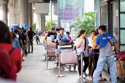 中国からの不正入国が増加しているフィリピン(Bloomberg)