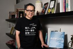 星野リゾートの星野佳路代表=東京都中央区で2020年11月4日、北山夏帆撮影