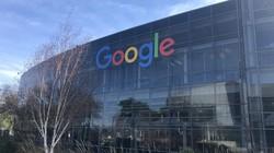 米IT大手のグーグル本社=米カリフォルニア州で2020年2月、中井正裕撮影