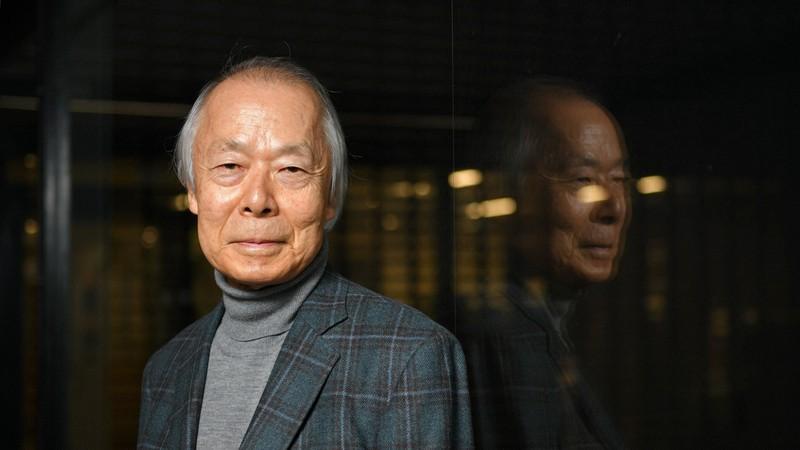 小川和久氏=北山夏帆撮影