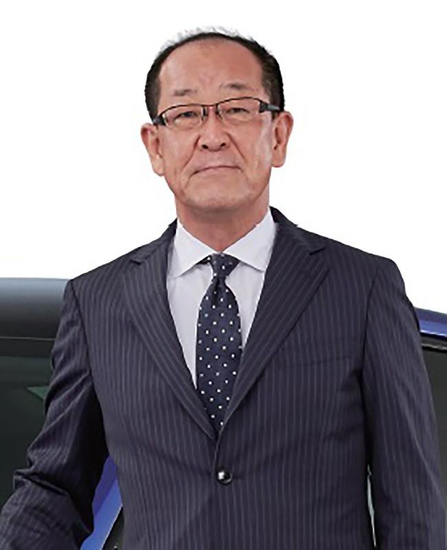 トヨタ自動車のMIRAIのチーフエンジニア田中義和さん