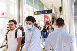 ドバイ国際空港はにぎわいを取り戻しつつある (Bloomberg)