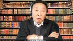 オンラインでインタビューに答える金子勝氏