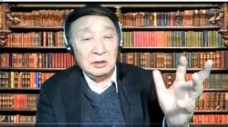 オンラインのインタビューで政府の対応について語る金子勝氏