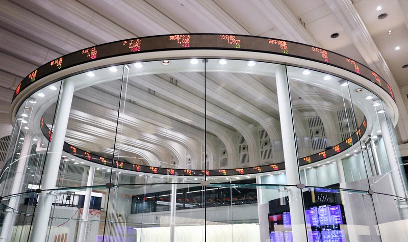 東京証券取引所=幾島健太郎撮影