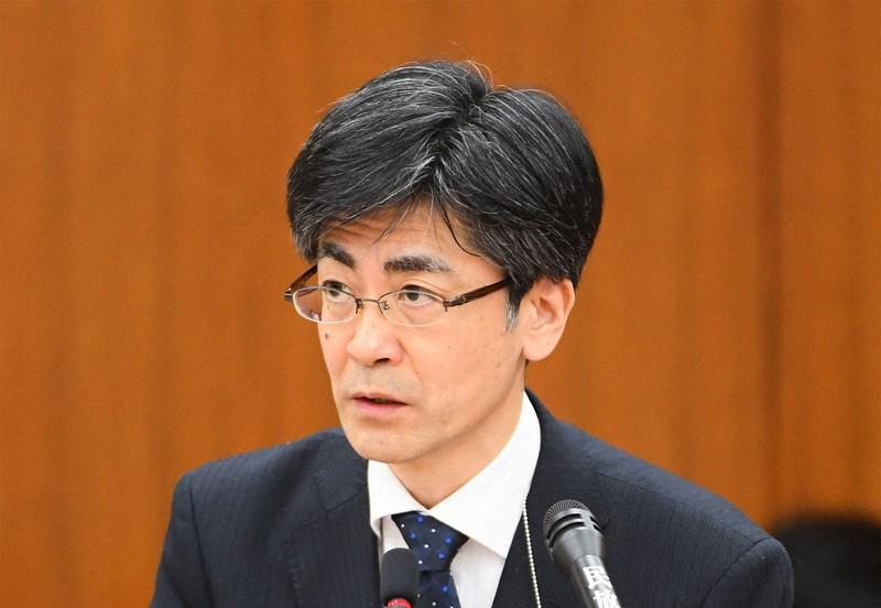 星野次彦・前国税庁長官