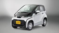 トヨタ自動車が発売した超小型EV「C+pod(シーポッド)」 トヨタ自動車提供