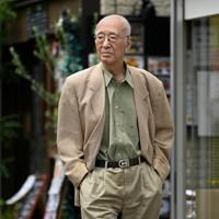 半藤一利さん=東京都世田谷区で2019年6月14日、藤井達也撮影