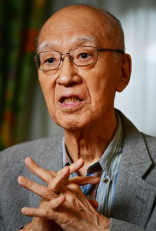 This Apr. 21, 2017 file photo shows Kazutoshi Hando. (Mainichi)