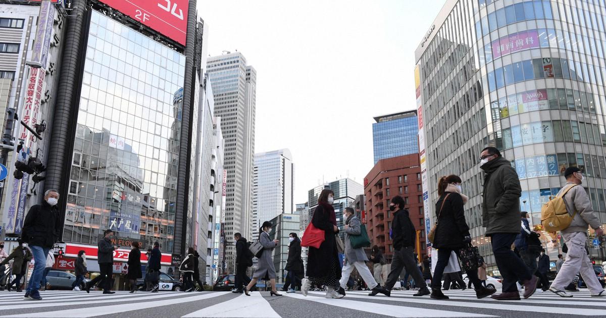首都圏1都3県の人出減らず 緊急事態宣言下 前回より昼間の減少幅小さく