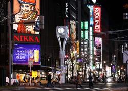 時短営業の延長などの要請が出されたススキノ地区=札幌市中央区で2020年11月26日、貝塚太一撮影