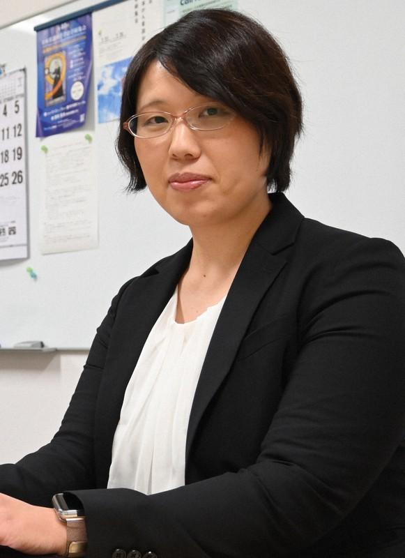 東京医科歯科大の今津陽子准教授=同大提供