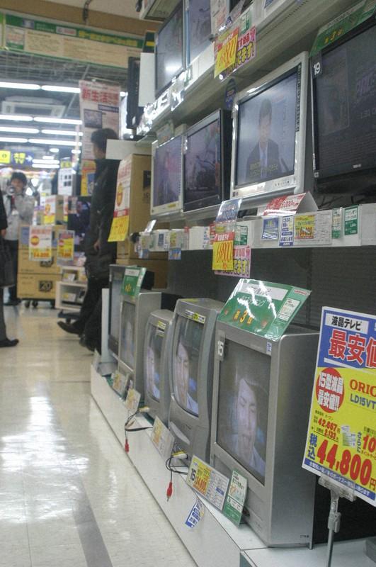 国内メーカーは2000年代から液晶テレビに資源を集中させ、ブラウン管の生産を打ち切った