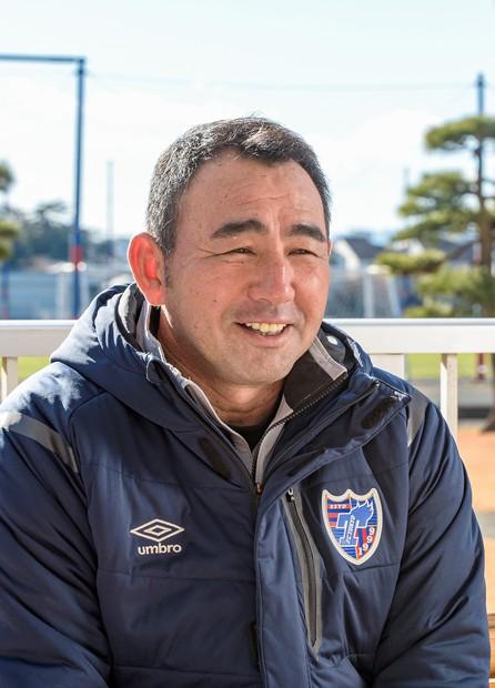 ルヴァン・カップ獲得=長谷川健太・FC東京監督/827