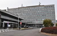 The Nagano Prefectural Police headquarters (Mainichi/Taisuke Shimabukuro)