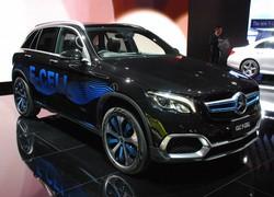 メルセデス・ベンツが日本でも市販する世界初の燃料電池プラグインハイブリッド車「GLC F-CELL」