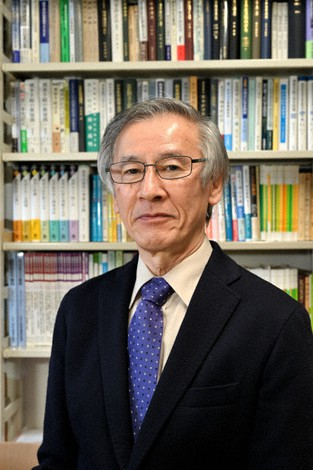 川本哲郎・同志社大元教授=本人提供