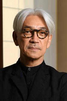 Ryuichi Sakamoto is seen in Minato Ward, Tokyo, on March 21, 2020. (Mainichi/Kaho Kitayama)