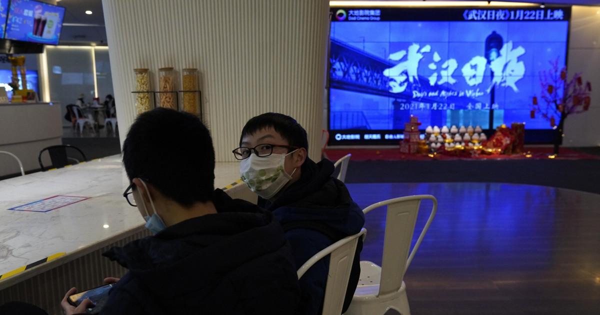 China lança filme elogiando a cidade de Wuhan, epicentro da pandemia