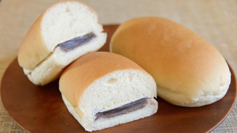 吉田パンのコッペパン=筆者提供