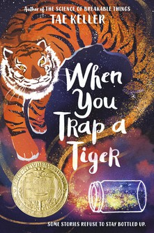 "This cover image released by Random House Books for Young Readers shows ""When You Trap a Tiger,"" winner of the John Newbery Medal for the outstanding children's book overall of 2020. (Random House Books for Young Readers via AP)"