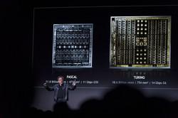 米国の電子機器見本市でのジェン・スン・ファンCEO Bloomberg
