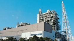 LNGで発電する九州電力の新小倉発電所=福岡県北九州市(九州電力ホームページから)