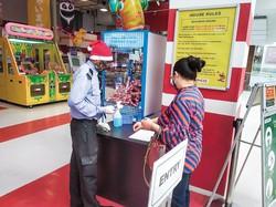 各社は感染防止を講じて営業を再開 バンダイナムコ・インディア提供