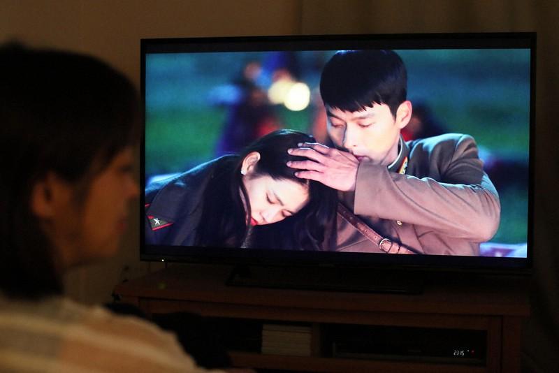 韓 流 愛 の 不時着