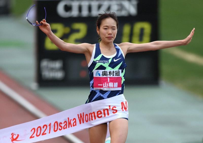 一山麻緒が優勝 大阪国際女子マラソン コロナ下で心身ともに成長 | 毎日新聞