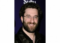 """In this Jan. 24, 2011 file photo, Dustin Diamond attends the SYFY premiere of """"Mega Python vs. Gatoroid"""" at The Ziegfeld Theater in New York. (AP Photo/Peter Kramer)"""