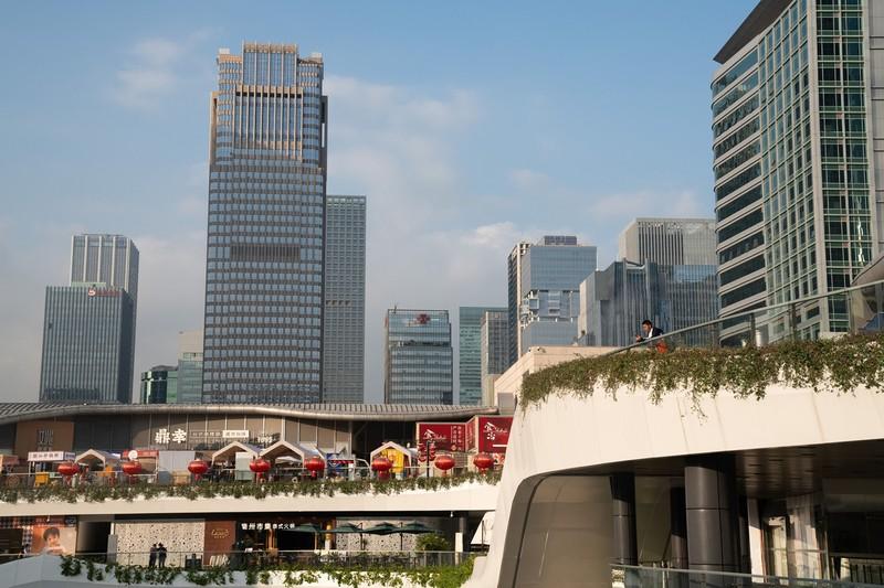 スタートアップ企業が集う深圳。私募ファンドの健全化は発展に欠かせない(Bloomberg)