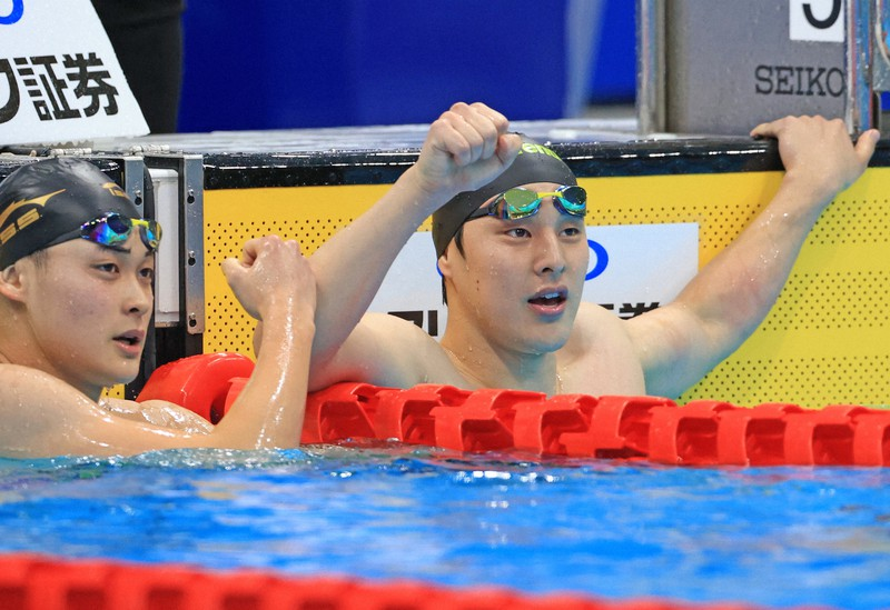 ジャパン 2021 水泳 オープン