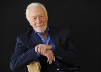 Christopher Plummer poses for a portrait on July 25, 2013, in Beverly Hills, Calif. (Photo by Chris Pizzello/Invision/AP)